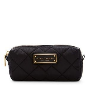 Marc Jacob's Quilted Nylon Narrow Cosmetic Case
